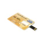 Карта пам'яті Credit Card 2.0