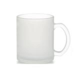 Чашка скляна матова К-1C02