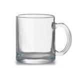 Чашка скляна К-C001