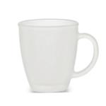 Скляна чашка матова К-F002
