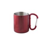 Чашка металева K-N005
