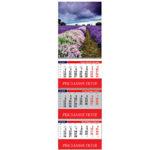 Календар квартальний з рекламним полем А3