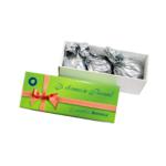 Подарункова коробка на 3 цукерки