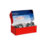 Подарункова коробка цукерок