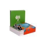 Подарункова коробка на 9 цукерок